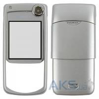 Корпус Nokia 6680 Silver