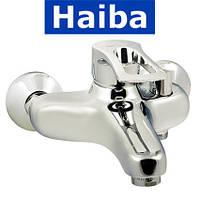 Смеситель для ванны короткий нос HAIBA HANSBERG EURO (Chr-009)