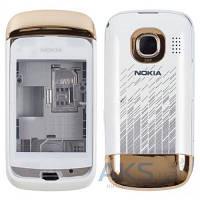 Корпус Nokia C2-06 White