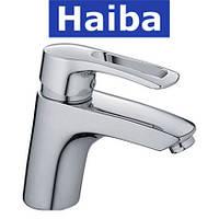 Смеситель для умывальника HAIBA HANSBERG (Chr-001)