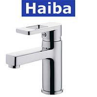 Смеситель для умывальника HAIBA GUDINI (Chr-001)