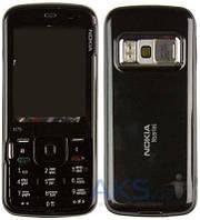 Корпус Nokia N79 с клавиатурой Black