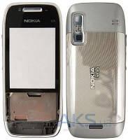 Корпус Nokia E75 Silver
