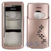 Корпус Nokia N72 Pink