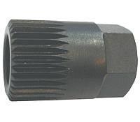 Головка для шкива генератора (33 зуба)
