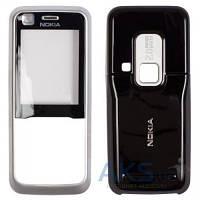 Корпус Nokia 6120c передняя и задняя панель Silver