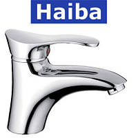 Смеситель для умывальника HAIBA ERIS (Chr-001)