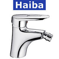 Смеситель для биде HAIBA DISK (Chr-002)