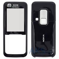 Корпус Nokia 6120c передняя и задняя панель Black