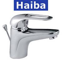 Смеситель для умывальника HAIBA COSMOS (Chr-001)