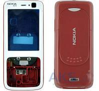 Корпус Nokia N73 Red