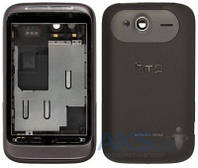 Корпус HTC Wildfire S A510e Grey