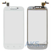 Сенсор (тачскрин) для Lenovo A706 Original White