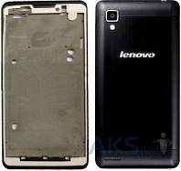 Корпус Lenovo IdeaPhone P780 Black