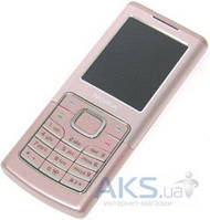 Корпус Nokia 6500 Classic Pink