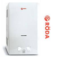 Газовая колонка RODA JSD20-A1 с дисплеем, Германия ( 10л в мин. автомат)