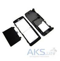 Корпус Nokia E60 Black