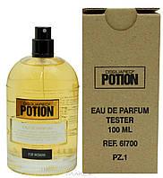 Парфюмированная вода Dsquared2 Potion for Woman 100мл Тестер без крышки