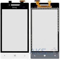 Сенсор (тачскрин) для HTC 8S A620e Windows Phone Original White