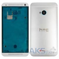 Корпус HTC One M7 802w Dual SIM Silver
