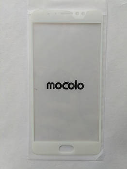 Защитное стекло Mocolo для Mocolo для Meizu Pro 6 Plus белой рамкой