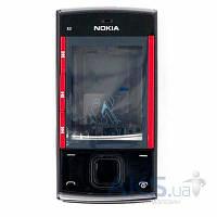 Корпус Nokia X3-00 Black