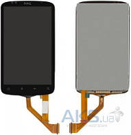 Дисплей (экран) для телефона HTC Desire S S510e G12 + Touchscreen Original (узкий шлейф)