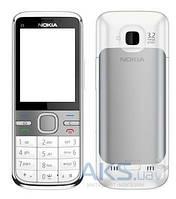 Корпус Nokia C5-00 с клавиатурой White