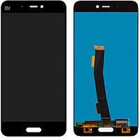 Дисплей (экран) для телефона Xiaomi Mi5 + Touchscreen Original Black