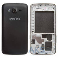 Корпус Samsung G7102 Galaxy Grand 2 Duos Black