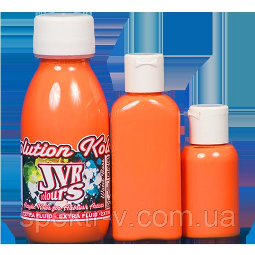 JVR Revolution Kolor, opaque orange #106,30ml