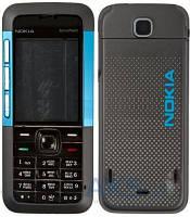 Корпус Nokia 5310 с клавиатурой Blue