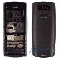 Корпус Nokia X2-02 Black