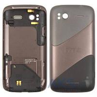 Корпус HTC Sensation Z710e Brown