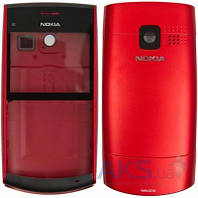 Корпус Nokia X2-01 Red