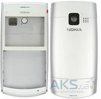 Корпус Nokia X2-01 Silver
