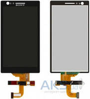 Дисплей (экраны) для телефона Sony Xperia P LT22i + Touchscreen Original