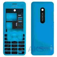 Корпус Nokia 206 Asha Blue