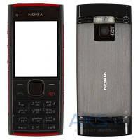 Корпус Nokia X2-00 с клавиатурой Red