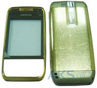 Корпус Nokia E66 Gold