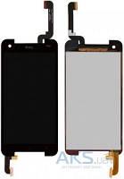 Дисплей (экраны) для телефона HTC Butterfly S 901e, Butterfly S 901s + Touchscreen