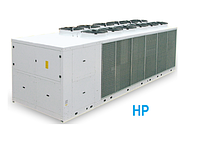 LGK-HP - водяные чиллеры с воздушным охлаждением (реверсируемая версия)