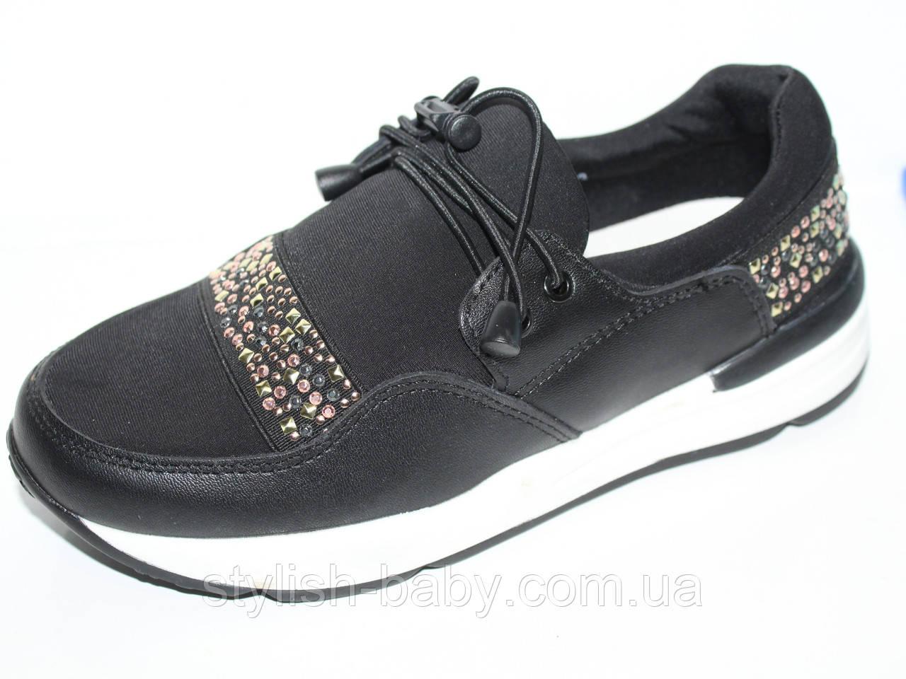 Детские кроссовки оптом. Детская спортивная обувь бренда Tom.m (Bi&Ki) для девочек (рр. с 32 по 37)