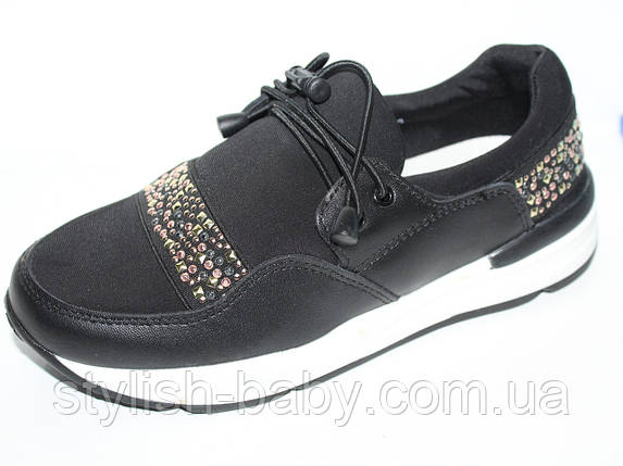 Детские кроссовки оптом. Детская спортивная обувь бренда Tom.m (Bi&Ki) для девочек (рр. с 32 по 37), фото 2