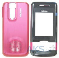 Корпус Nokia 7100 Supernova Pink