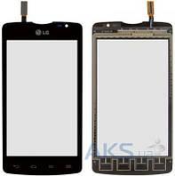 Сенсор (тачскрин) для LG L90 Dual SIM D410 Black