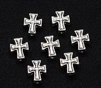 """Вставка для бижутерии """"Крест"""""""