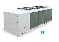 LGK-FC - водяные чиллеры с естественным охлаждением