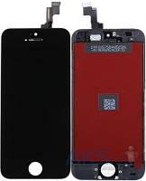 Дисплей (экраны) для телефона Apple iPhone 6 Plus + Touchscreen Original Black
