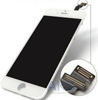 Дисплей (экраны) для телефона Apple iPhone 6 + Touchscreen Original White